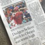 LA Times紙:負け犬の遠吠えか?カーショウらが語った大谷争奪戦