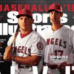 Sports Illustrated誌:大谷がトラウトと表紙を飾る!