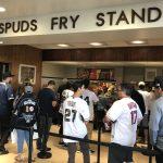 「スタジアム内への飲食物の持ち込み」について