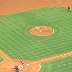 観戦記:大谷の投球は間違いなく勝利に貢献した